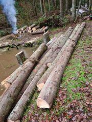 Brennholz zu verkaufen für Selbstabholer
