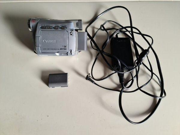 Canon MV790 Video Camcorder Kamera