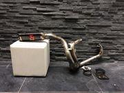 Ducati 1098R 1198 Akrapovic Carbon