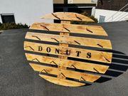 Donuts-Ständer