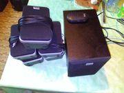 5 1 Pc Lautsprecherboxen