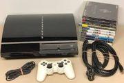 PlayStation 3 2 Controller schwarz