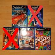 Playstation 2 PS2 Spiele