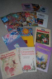 Bücher für Seidenmalerei