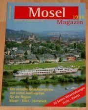 Zeitschrift Mosel-Magazin 1998 - Info-Heft - TOP-Zustand -