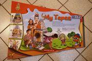Kids Paper Tepee