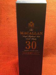 Macallan 30YO Sherry Oak 70cl