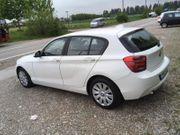 BMW114i -weiß EZL 04 14