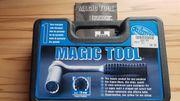 Super-Nuss Universal Steckschlüssel Nussschrauber Magic