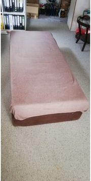 Liege - Sofa aufklappbar
