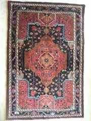 Handgeknüpfter Teppich 166 x 109