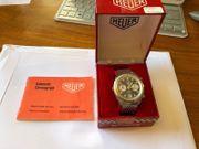 Heuer Carrera Chronograph mit Box
