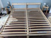 2x Ikea Bettgestell Neiden Rollrost