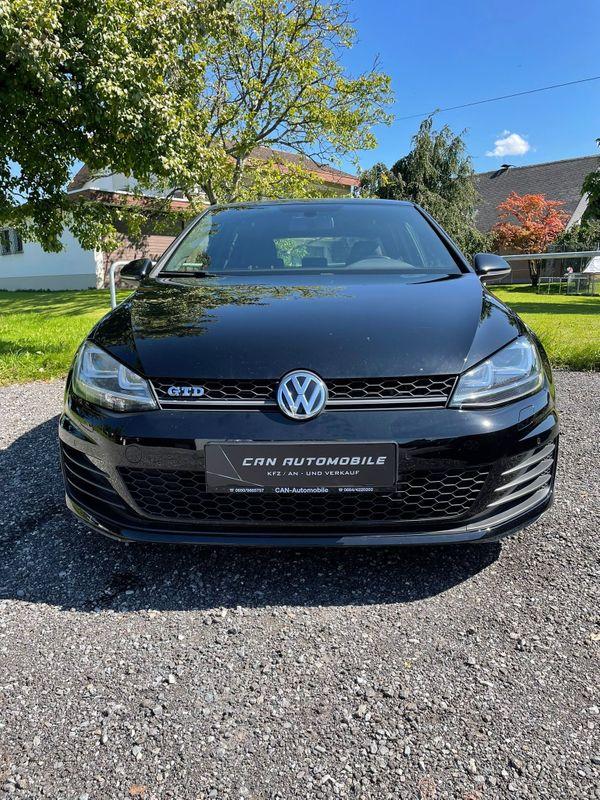 VW Golf 7 GTD