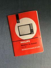 Philips Marathon 24 Exclusiv Manual