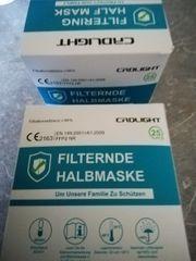 FFP2 Maske Masken CE2163 Zertifiziert