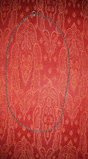 sehr elegante antike silber Erbskette