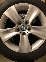 BMW 5-er 17-Zoll Winter-Komplettradsatz