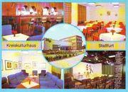 DDR Ansichtskarte Staßfurt Kreiskulturhaus 2
