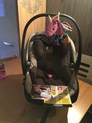 Autositz Babyschale PEG Perego Unfallfrei