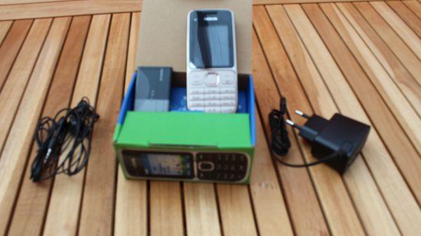 Nokia Handy C2-01- Originalverpackt - nicht