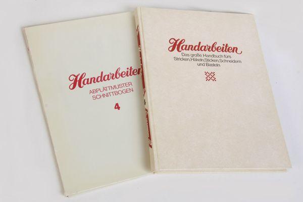 Handarbeiten-Das große Handbuch fürs Stricken