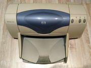 Tintenstrahldrucker HP deskjet 960c