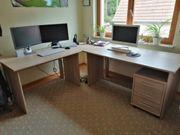 8-teilige Büro-Kombination