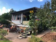 Gemütlicher Bungalow in Kleingartenanlage