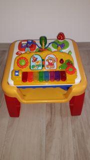 Chicco Musik- Spieltisch