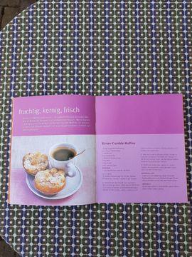 Fach- und Sachliteratur - Muffins neuwertiges modernes Backbuch von