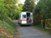 Umzug Umzüge Transporter mit Fahrer