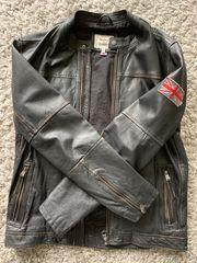 NEUE Pepe Jeans Lederjacke Jacke