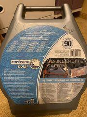 Cartrend Schneekette Polar Safety Größe