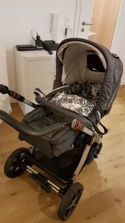 3 in 1 - Hartan Kinderwagen- plus