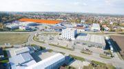 22 000 m² Gewerbefreifläche Freifläche