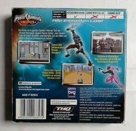 Nintendo, Gerät & Spiele - Gameboy Advance Spiel Power Rangers