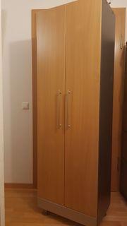 Kompakter Büro- Wohnzimmerschrank