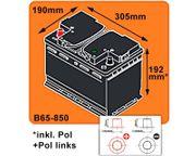 BSA US Autobatterie 90Ah 850A