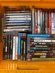 PlayStation 3 Spielesammlung