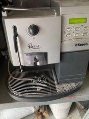 Saeco Kaffeemaschine an Bastler
