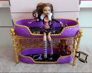Monster High Doppelbett mit Clawdeen