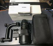 Sigma 150-600mm F5-6 3 DG