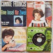 Wer sucht CONNIE FRANCIS Vinyl-Singles