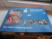 Tragetuch Didymos Olaf 6 Orange -