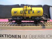 2 x H0-Kesselwagen BP Fleischman