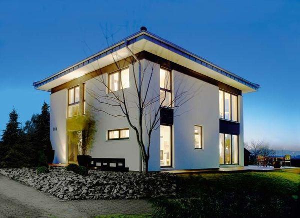 PlusEnergiehaus in Weiler
