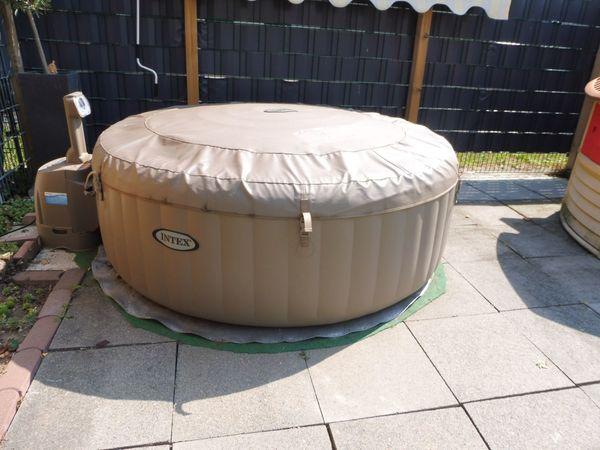 Whirlpool Intex PureSpa 196 x 71 cm Topzustand! in Viernheim ...