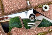 Zylinderfusscover für H-D Sportster