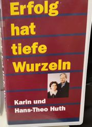 Brieftauben Videokassette VHS Video Hans